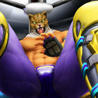 Collection: Tekken: King - Yaoi Bara