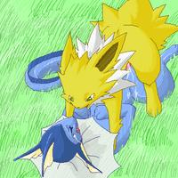 Free Hentai Image Set Gallery: Pokemon eevee & evolutions