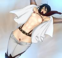 Free Hentai Image Set Gallery: Mikasa Ackerman r18