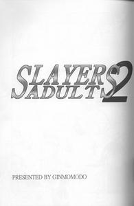 Slayers Adult 02