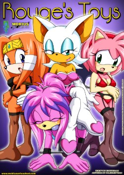 Free Hentai Western Gallery: [Mobius Unleashed (Palcomix)] Rouge's Toys (Sonic The Hedgehog)