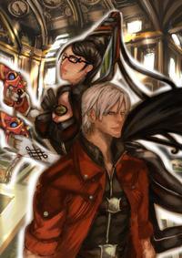 [TNT-NAMELESS03] Bayonetta vs. Dante