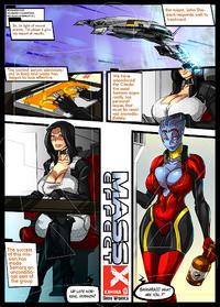 Free Hentai Western Gallery: [Kamina1978] Mass Effect