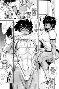 Free Hentai Doujinshi Gallery: [Ez6] Short Comic&Illust (NEO QUEENDOM 2) [English] [Anonygoo]