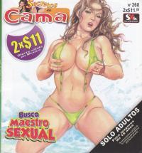 [XXX Mexican Comic] Secretos de Cama 0268 [Uncensored]