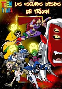 [Palcomix] Los Oscuros Deseos de Trigon (Teen Titans) [Spanish]