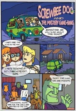 Free Hentai Western Gallery: Scooby Doo Comic