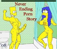 Free Hentai Western Gallery: [The Fear] Never Ending Porn Story (The Simpsons)