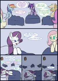[Kanashiipanda] Royal Nightmare (My Little Pony: Friendship is Magic)