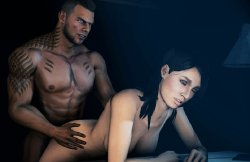 Free Hentai Misc Gallery: Mass Effect - Animated 3D