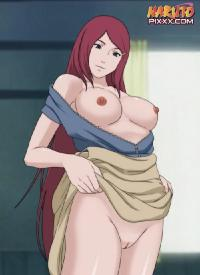 Free Hentai Western Gallery: My Naruto collection of : Kushina Uzumaki