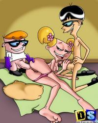 Free Hentai Western Gallery: Dexter's Lab