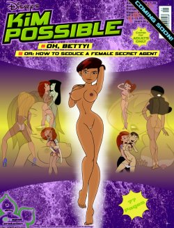betty oh Kim lesbian comic possible
