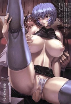 Rei Ayanami s Sexy Outfit   NGE Hentai Image Hentai wallpapers