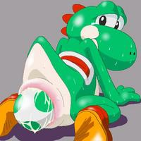 Free Hentai Western Gallery: Yoshi (super mario)