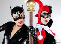 [Cosplay-Mate] Catwoman and Harley Quinn (Batman)