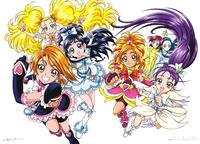 Inagami Akira Toei Animation Works