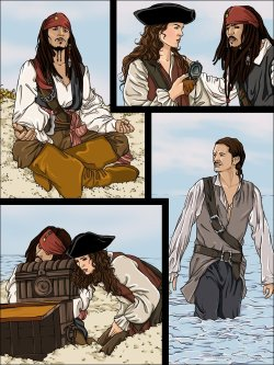 Free Hentai Western Gallery: [Sinful Comics] Pirates of the Caribbean