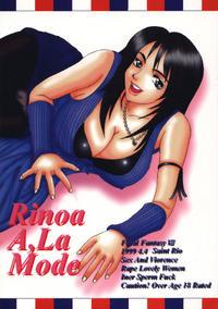 Rinoa A, La Mode 1