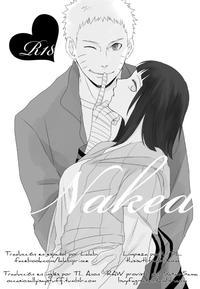 (Zennin Shuuketsu 2) [nora (kaori)] Naked (NARUTO) [Spanish]