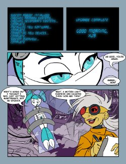 Free Hentai Western Gallery: comic my life as a teenage robot