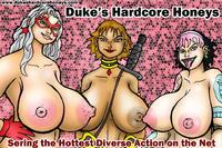 Free Hentai Western Gallery: Duke's hardcore honeys