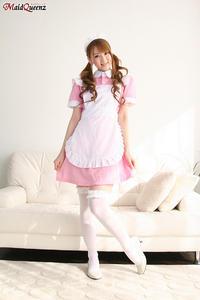 Free Hentai Cosplay Gallery: Maid Queenz-200902-Kubo Saori