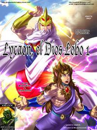 [Locofuria, Bruno Díaz, anime-pixxx] Lycaon, El Dios Lobo 1 (Saint Seiya) (Spanish) [kalock]