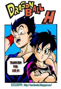 Dragon Ball H [Gohan X Videl (Colored) [Español]