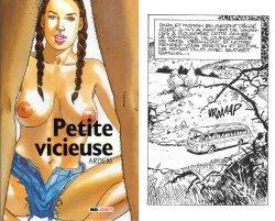 Free Hentai Western Gallery: Petite Vicieuse
