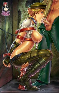 Free Hentai Western Gallery: Sonya Blade (Mortal Kombat)