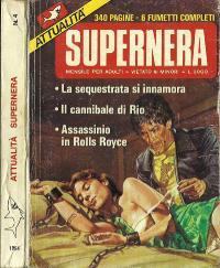 Attualita SuperNera #4 [Italian]