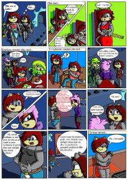 Free Hentai Western Gallery: Weight Gain Comic (FR)