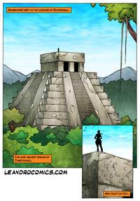 Free Hentai Western Gallery: [Leandro Comics] Lara Croft