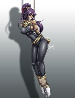 Free Hentai Image Set Gallery: Anime Bondage Pics