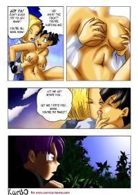 Free Hentai Western Gallery: [Karbo] Dragon Ball Z