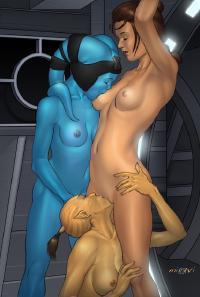 Free Hentai Western Gallery: Star Wars