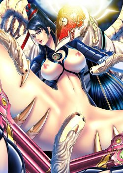 Free Hentai Image Set Gallery: Video Game Characters
