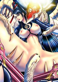 Free Hentai Misc Gallery: Video Game Characters