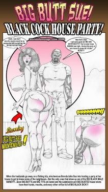 Big butt sue porn comics the