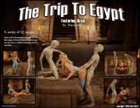 Free Hentai Misc Gallery: 3D Porn - The Trip To Egypt