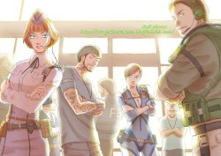 Free Hentai Image Set Gallery: Resident Evil Revelation Gallery(Small)