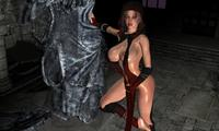 Free Hentai Misc Gallery: My 3D Models