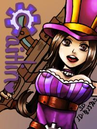 Free Hentai Doujinshi Gallery: Caitlyn [League of Legends]