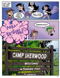 Free Hentai Western Gallery: Summer Camp [Crossover comic]