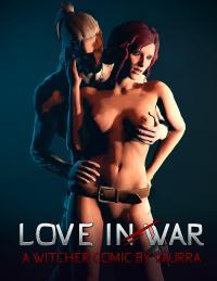 [Vaurra] Love in War (The Witcher)