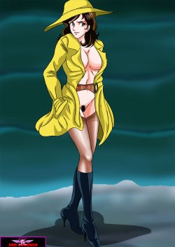 The fujiko lupin 3rd hentai can vouch for