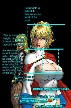 Free Hentai Western Gallery: Power Girl