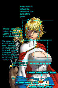 Free Hentai Western Gallery: Power Girl