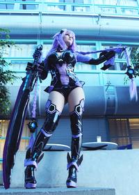 Purple Heart - Hyperdimension Neptunia